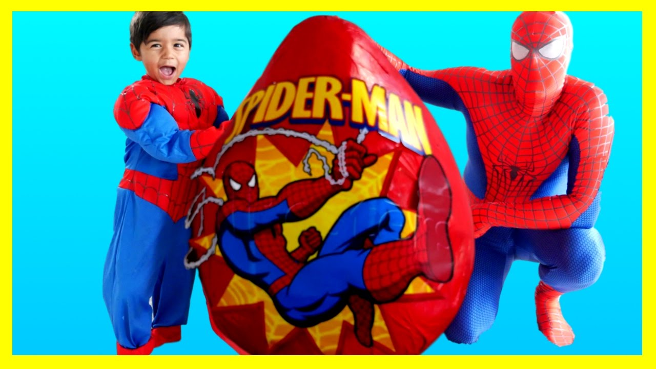 video spiderman