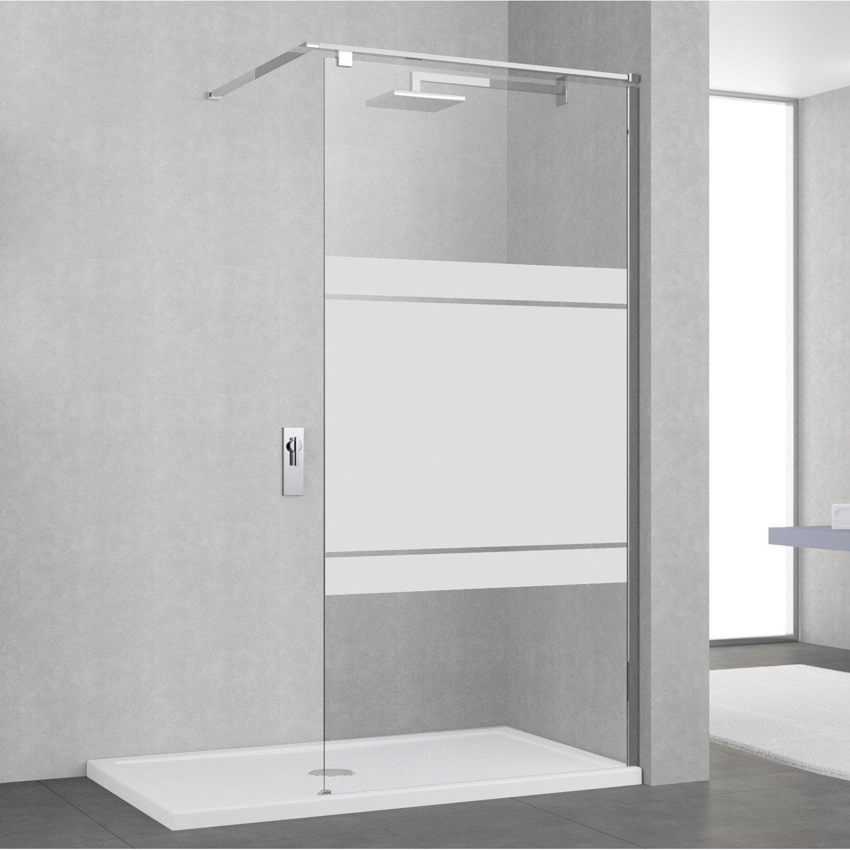 vitre douche italienne