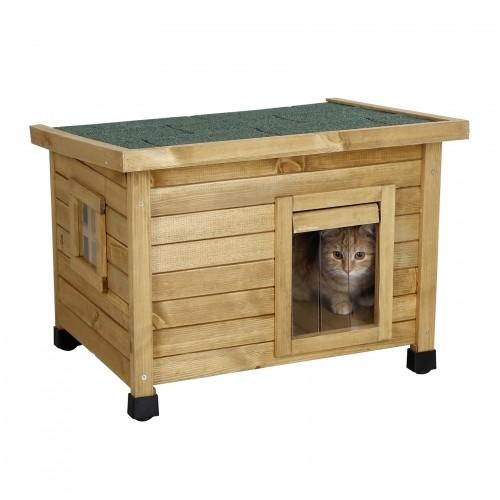 cabane pour chat