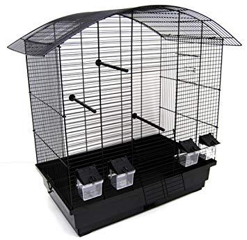 cage perruche ondulée