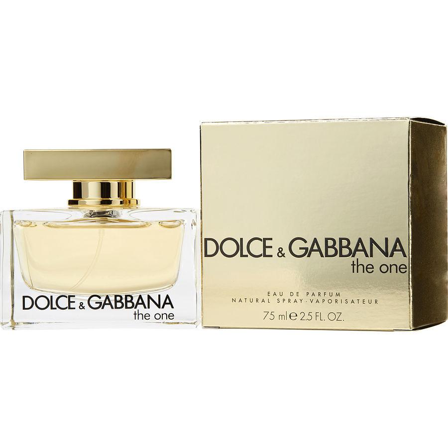 dolce gabbana the one
