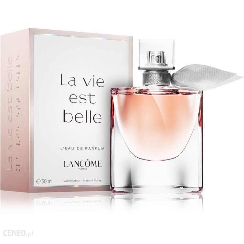 eau de parfum la vie est belle