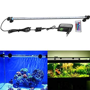 lampe pour aquarium