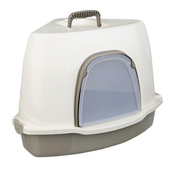 maison de toilette d angle