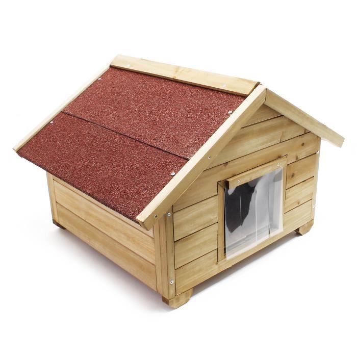 maison exterieur pour chat