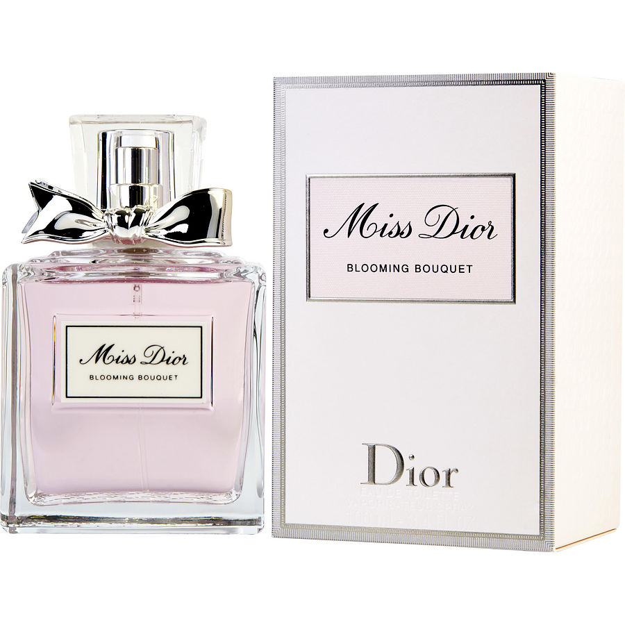 miss dior blooming