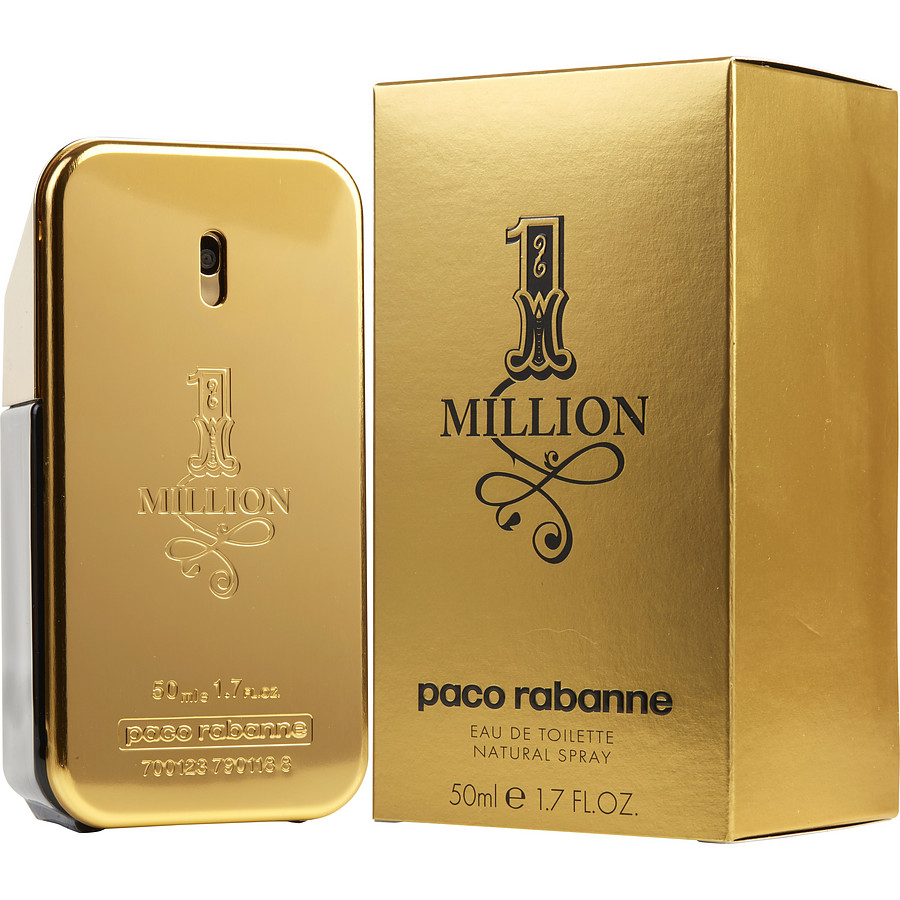 one million eau de parfum