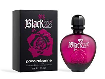 parfum black xs femme