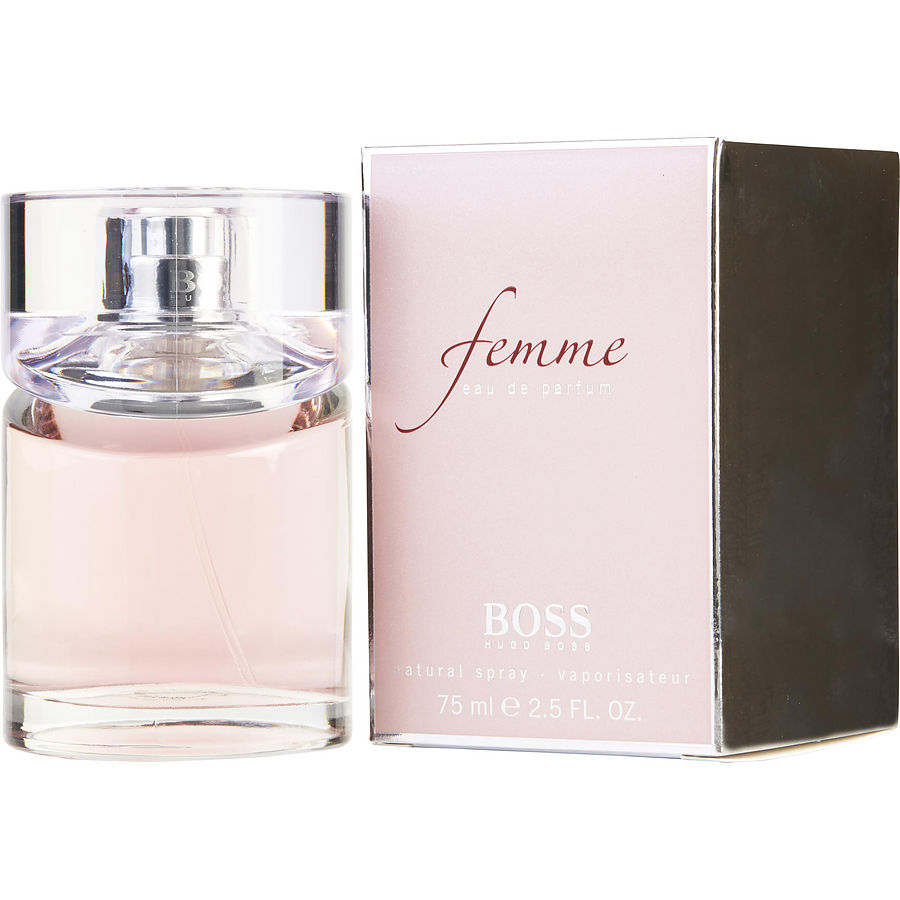 parfum boss femme
