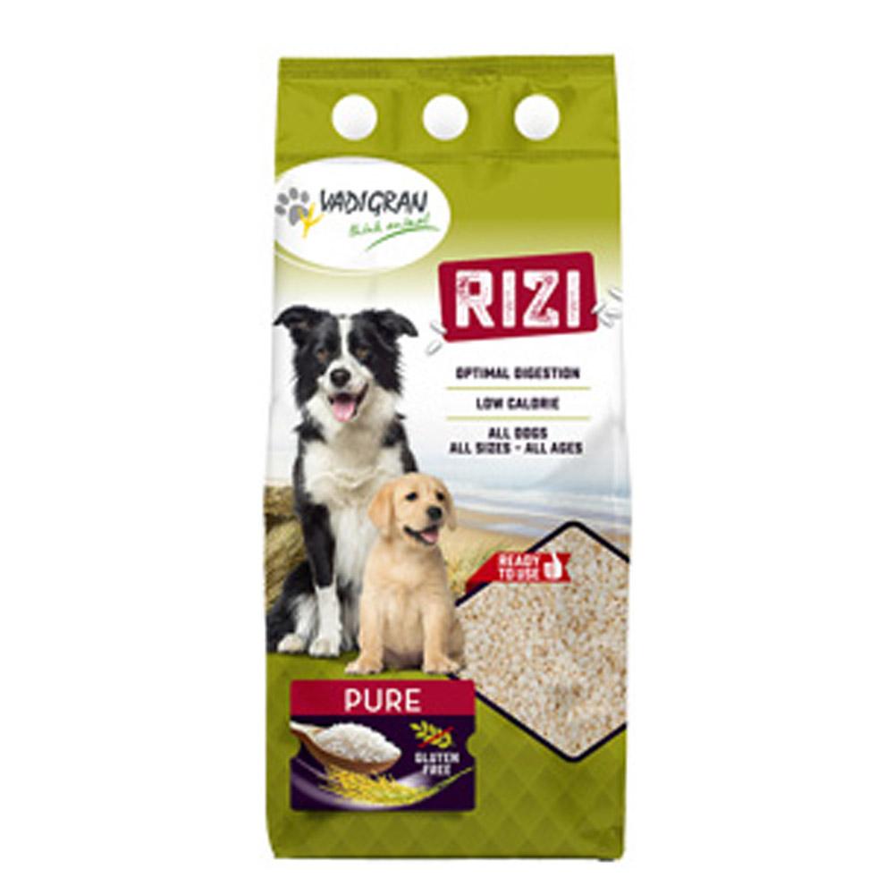 riz soufflé chien