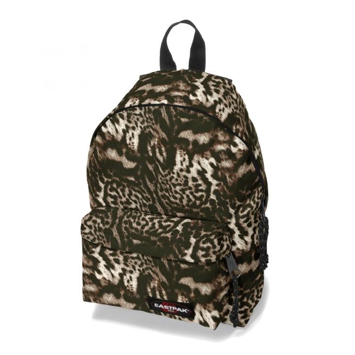 sac eastpak leopard
