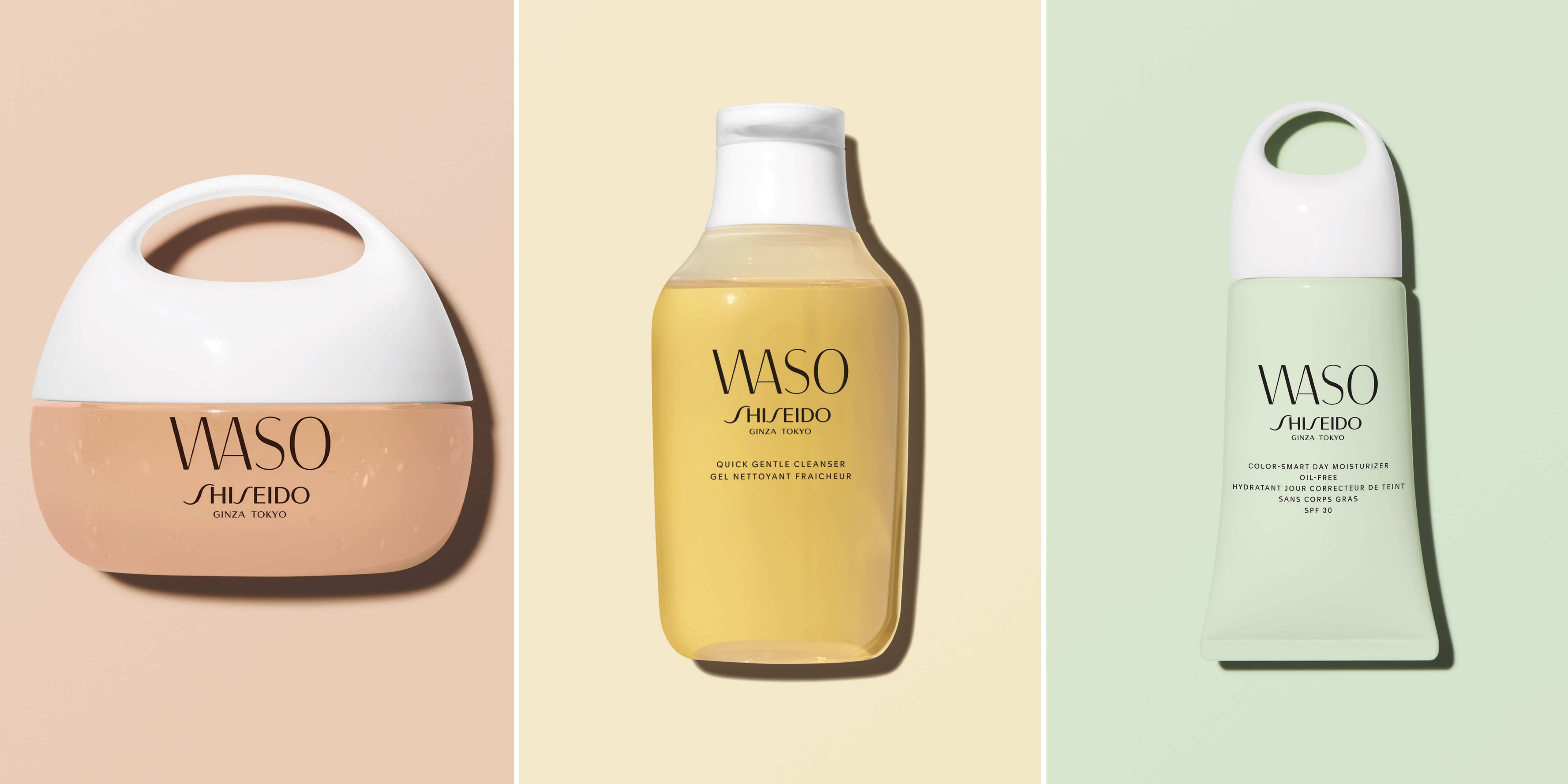 shiseido waso