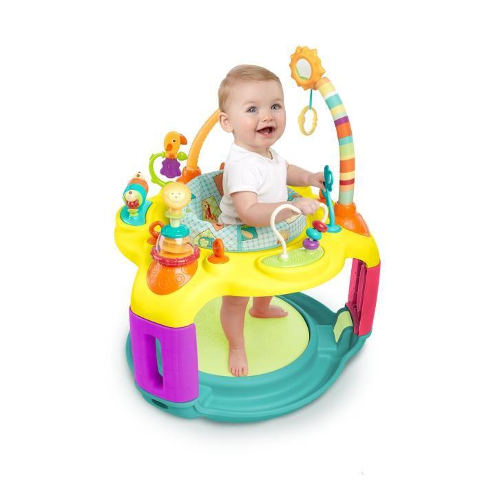 siège d activité bébé