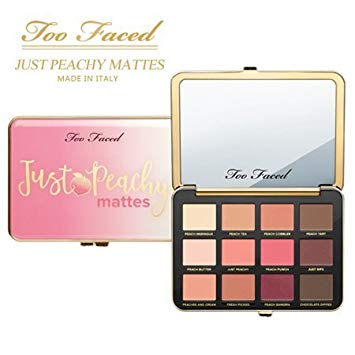 too faced peach