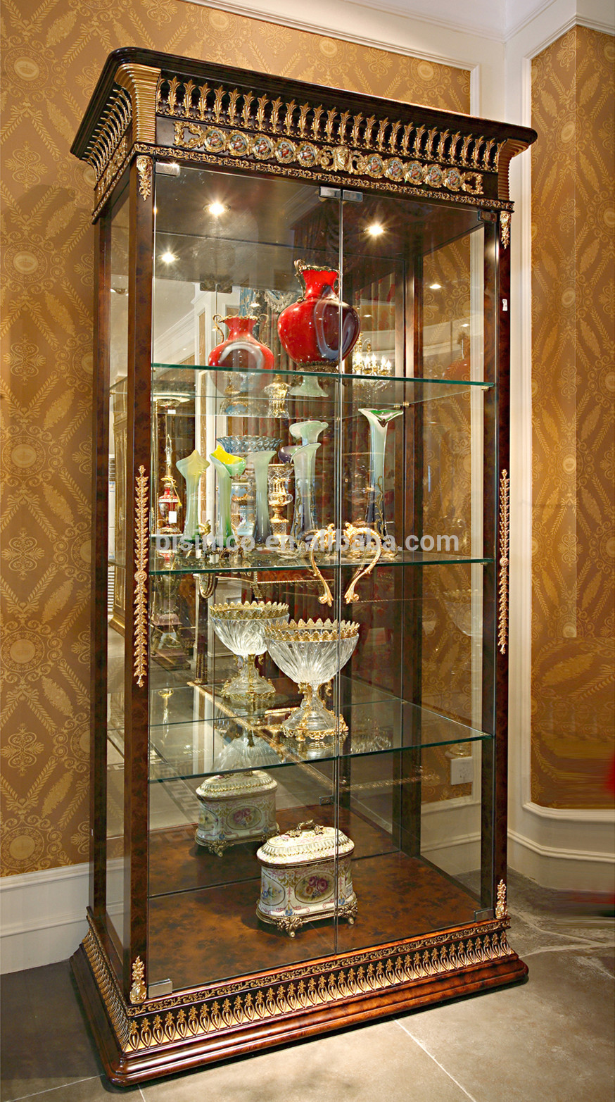 vitrine decorative