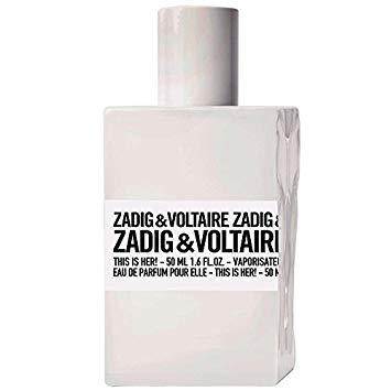 zadig et voltaire parfum femme