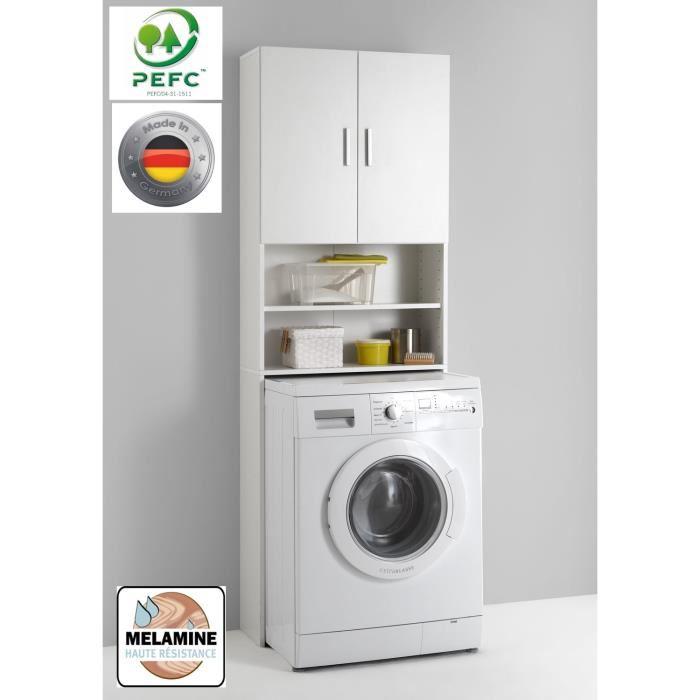 armoire machine à laver