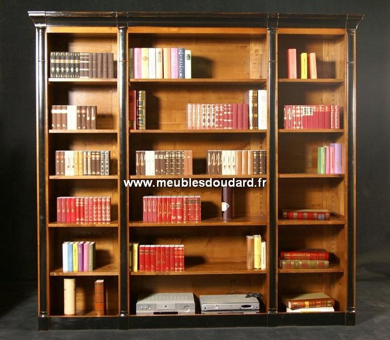bibliothèque rangement