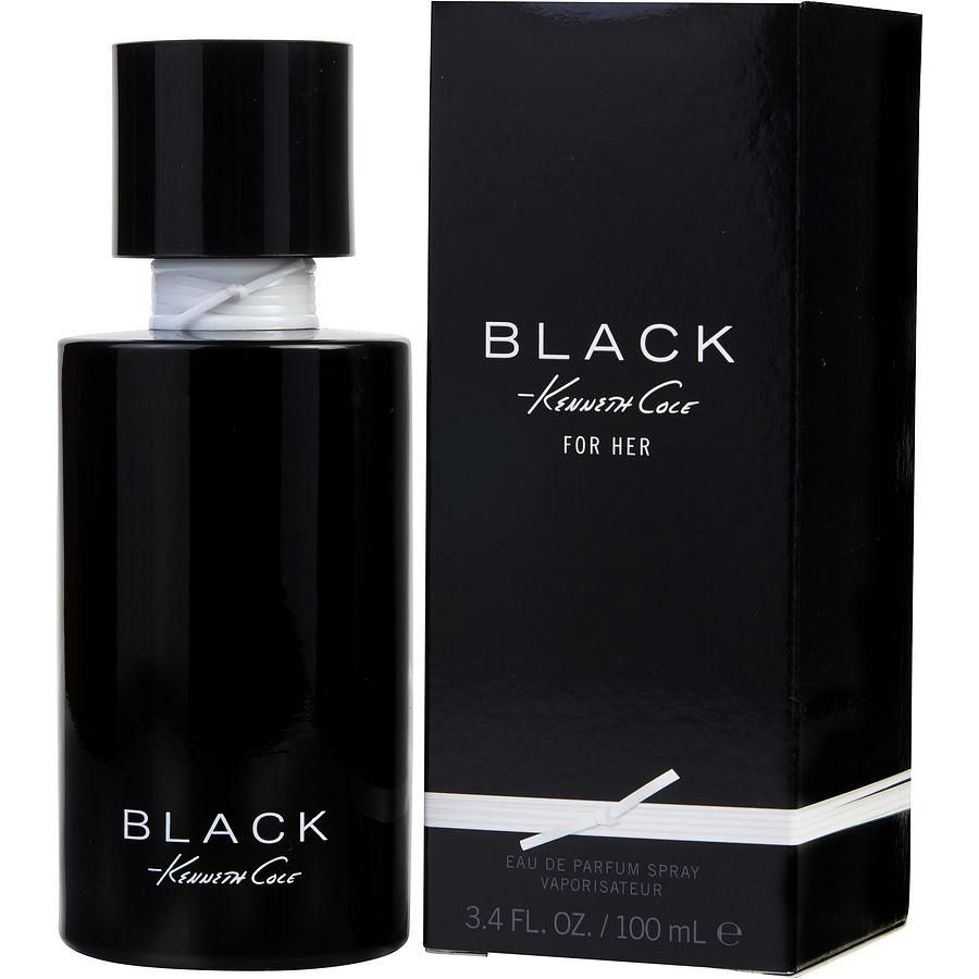 black parfum