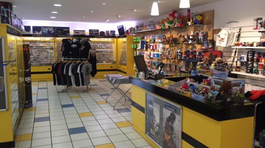 boutique jeux video