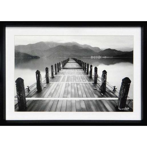 cadre photo noir et blanc