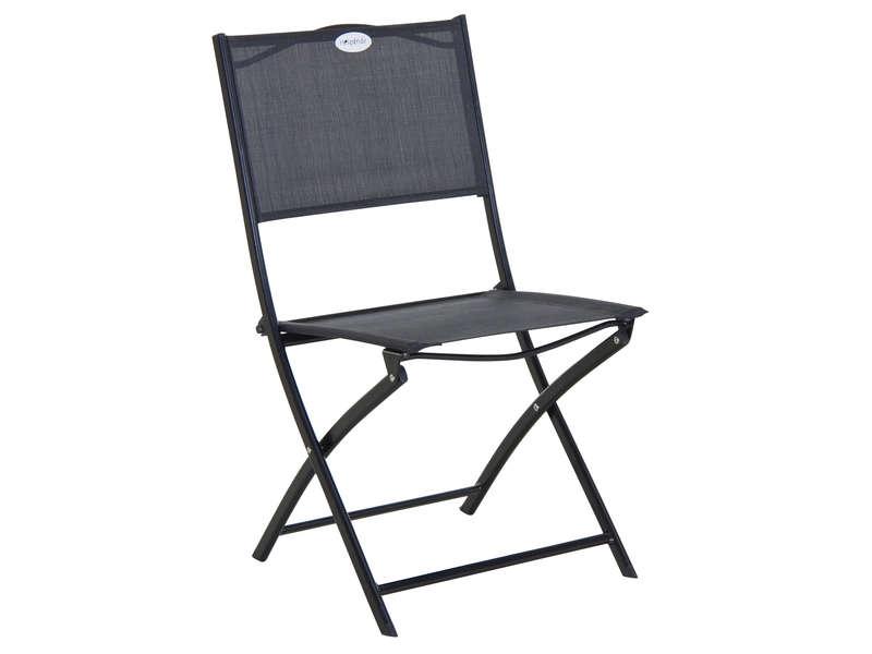 chaise pliante exterieur