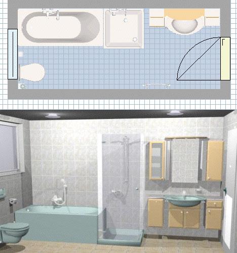 conception salle de bain 3d gratuit