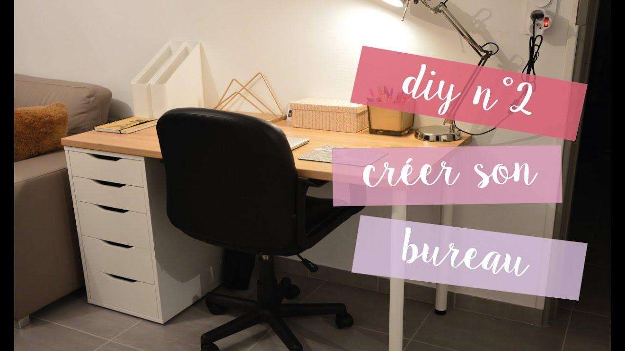 créer son bureau
