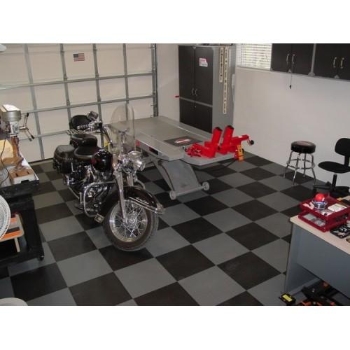 dalle pvc pour garage