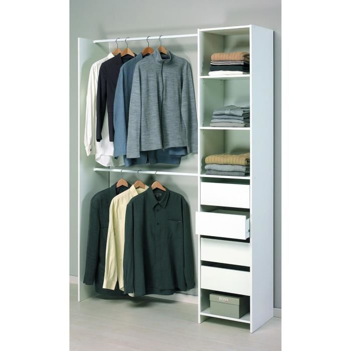 dressing tiroir