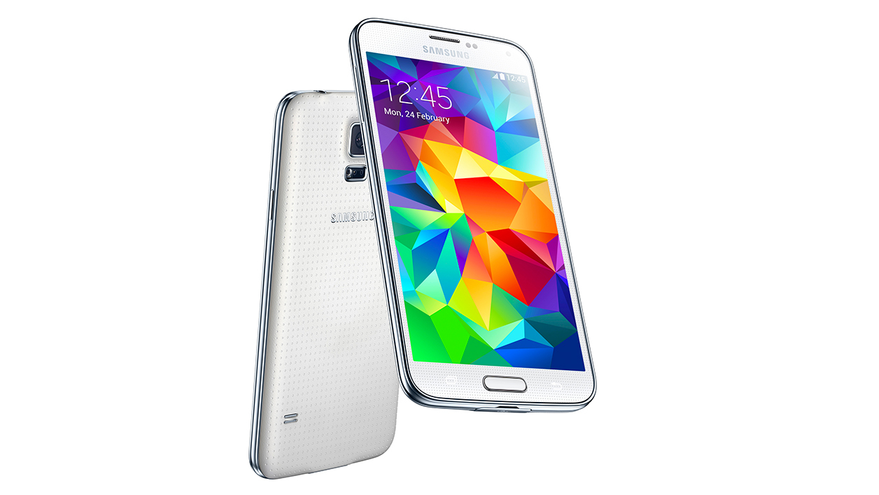 galaxy s5 fiche technique