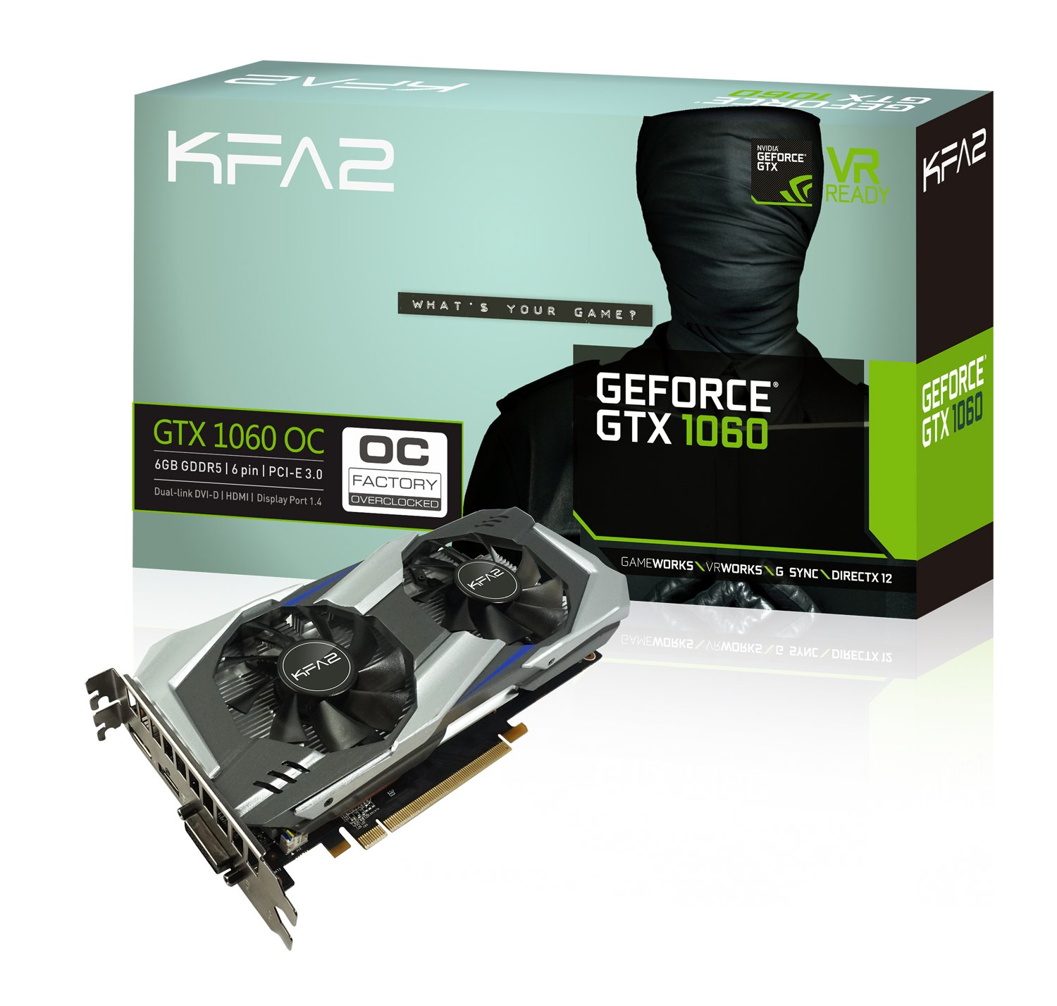 geforce gtx 1060 6 go