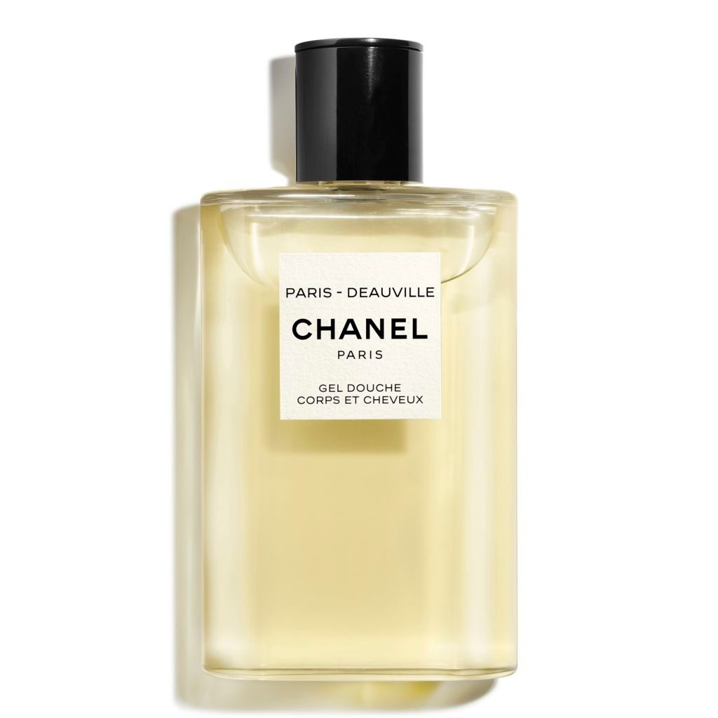 gel douche chanel