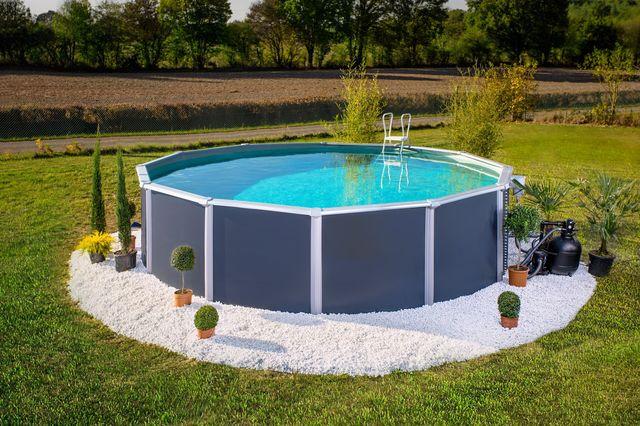 grande piscine hors sol