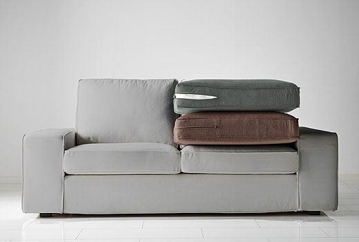 housse pour assise canapé