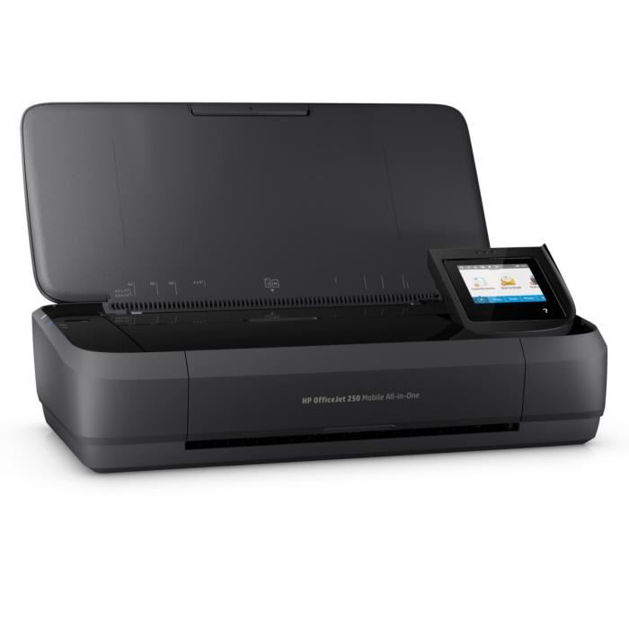imprimante scanner portable