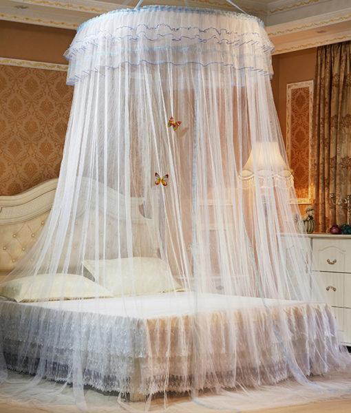 lit avec rideau