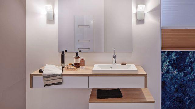 lumiere pour salle de bain