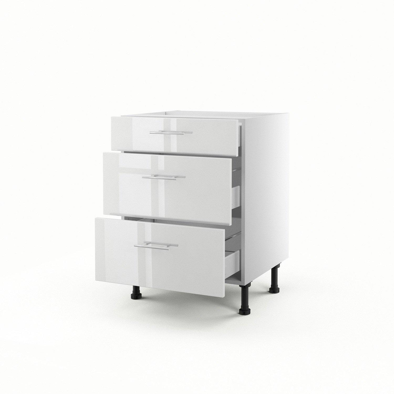 meuble cuisine a tiroir