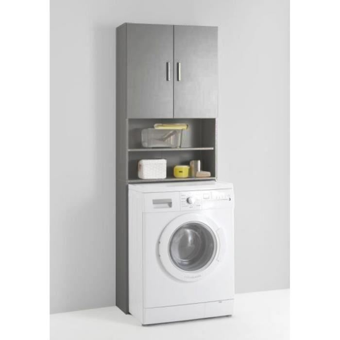 meuble de machine à laver