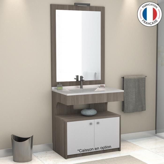 meuble et vasque salle de bain