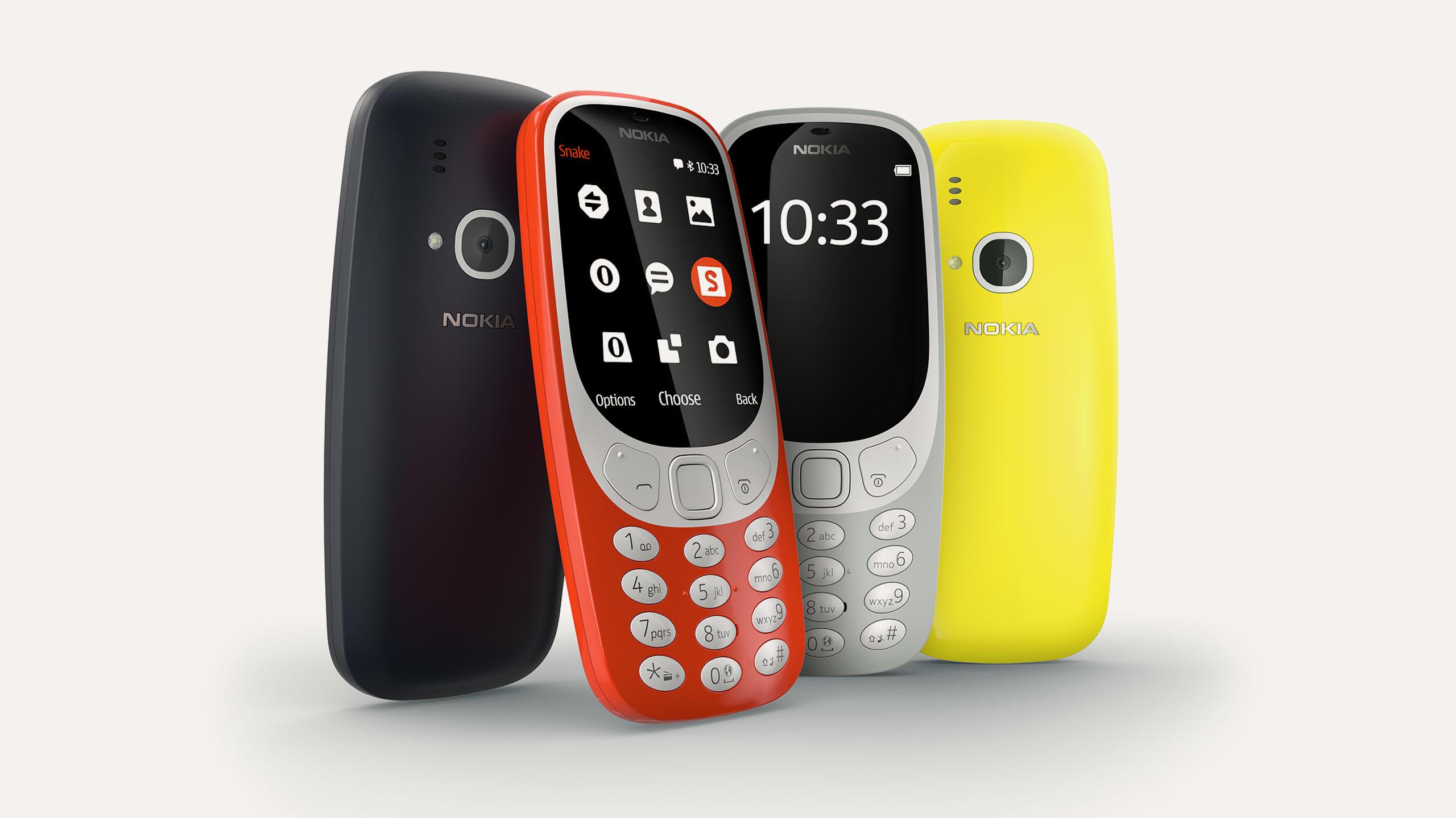 nouveau 3310