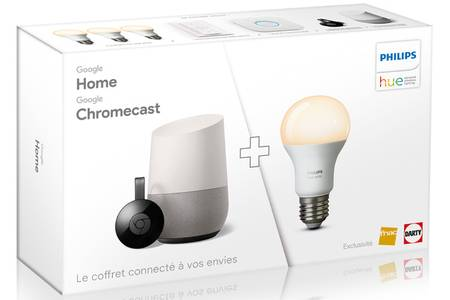 pack google home