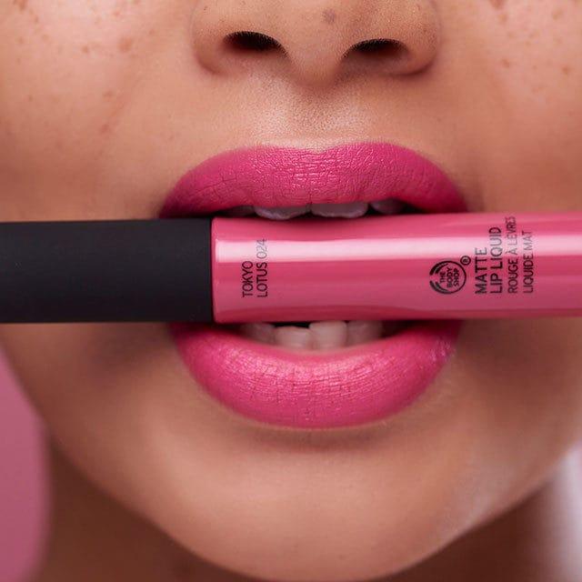 rouge à lèvres liquide mat