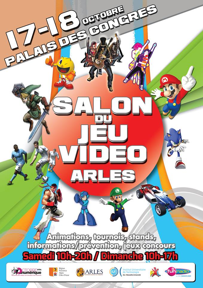 salon du jeu video