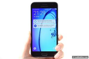 samsung galaxy j3 2016 fiche technique