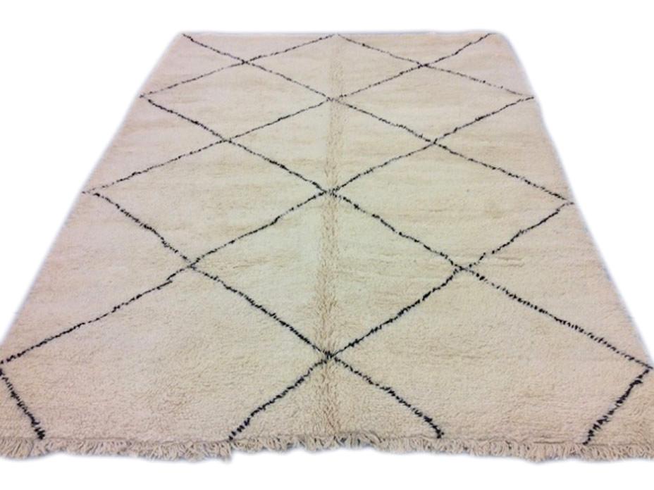 tapis losange