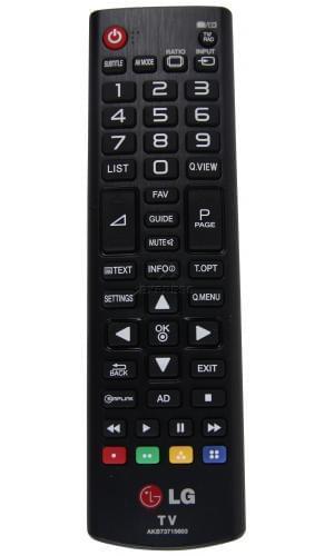 telecommande tv lg