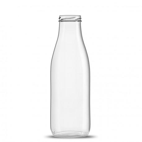 bouteille en verre vide