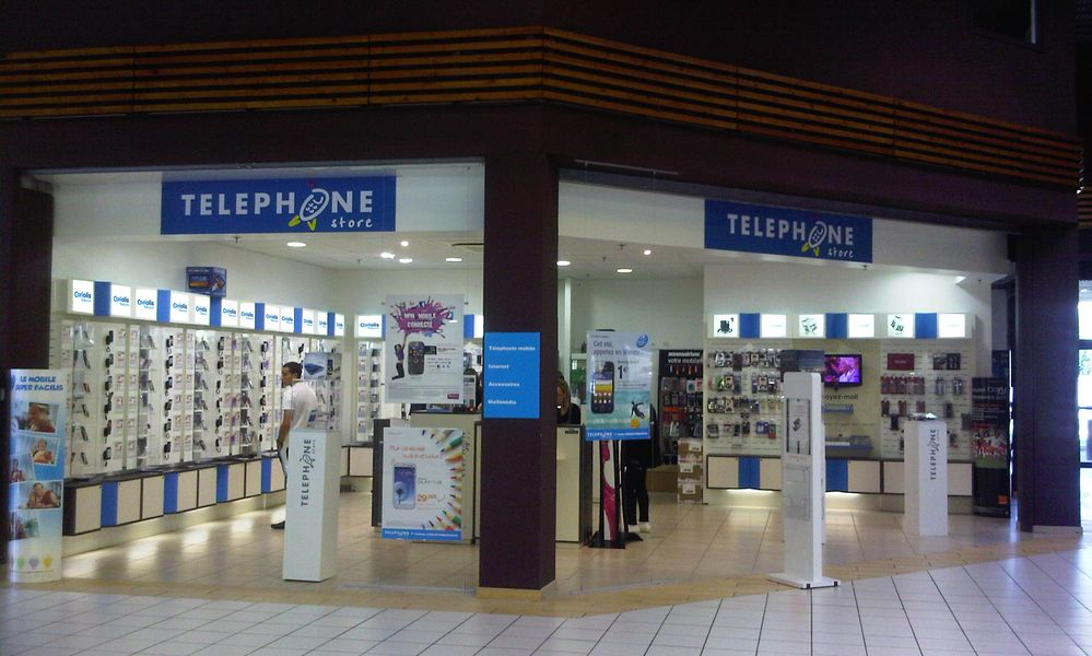 boutique telephone